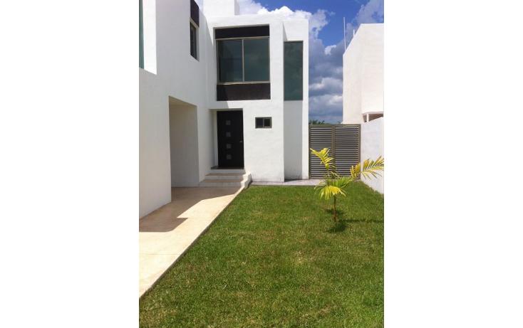 Foto de casa en renta en  , conkal, conkal, yucat?n, 1243909 No. 01