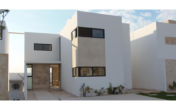 Foto de casa en venta en  , conkal, conkal, yucatán, 1244773 No. 01