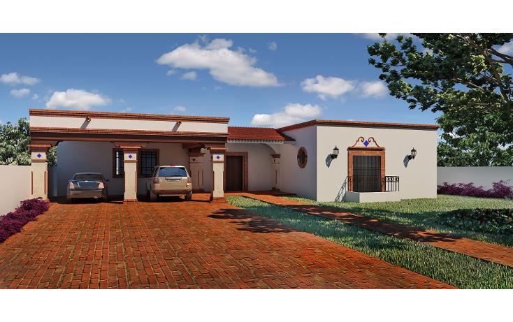 Foto de casa en venta en  , conkal, conkal, yucat?n, 1250087 No. 02