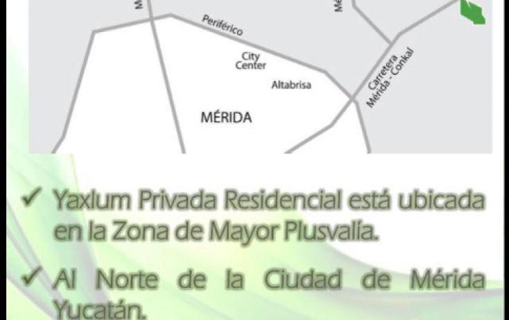 Foto de terreno habitacional en venta en, conkal, conkal, yucatán, 1253007 no 04