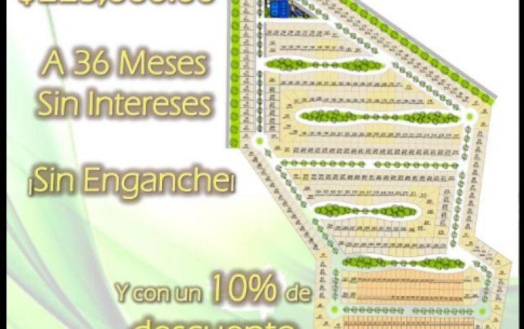 Foto de terreno habitacional en venta en, conkal, conkal, yucatán, 1253007 no 05