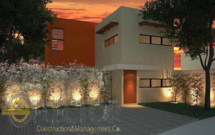 Foto de casa en venta en, conkal, conkal, yucatán, 1253025 no 02