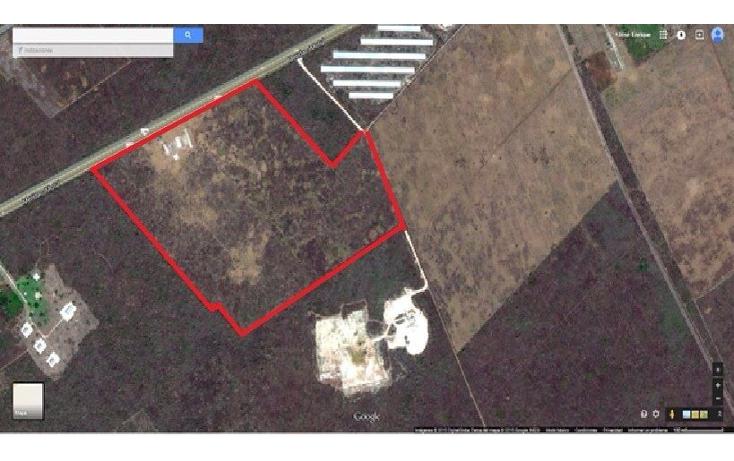 Foto de terreno habitacional en venta en  , conkal, conkal, yucat?n, 1254321 No. 03