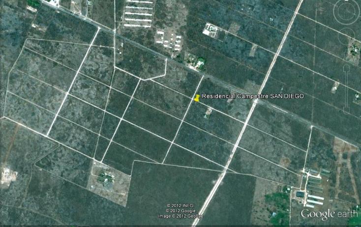 Foto de terreno habitacional en venta en  , conkal, conkal, yucat?n, 1254537 No. 03