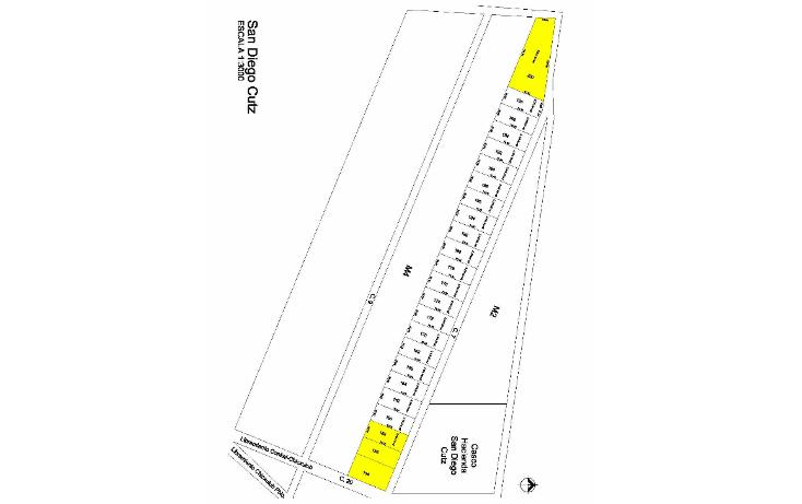 Foto de terreno habitacional en venta en  , conkal, conkal, yucat?n, 1254537 No. 04