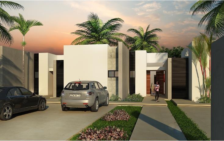 Foto de casa en venta en  , conkal, conkal, yucatán, 1254739 No. 01