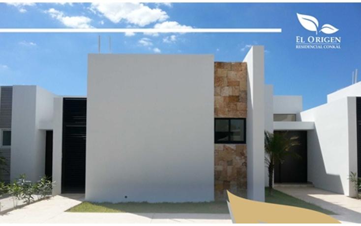 Foto de casa en venta en  , conkal, conkal, yucat?n, 1255067 No. 02