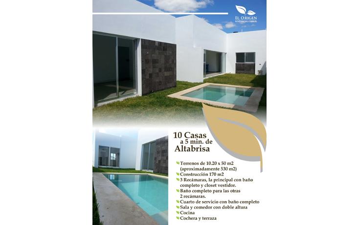 Foto de casa en venta en  , conkal, conkal, yucat?n, 1255067 No. 07