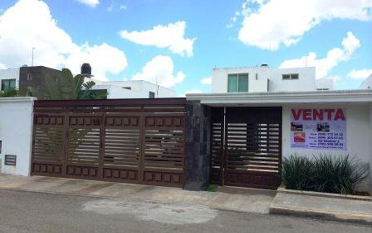 Foto de casa en venta en  , conkal, conkal, yucatán, 1256091 No. 01
