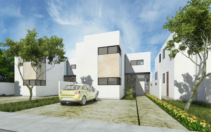 Foto de casa en venta en  , conkal, conkal, yucatán, 1257227 No. 01