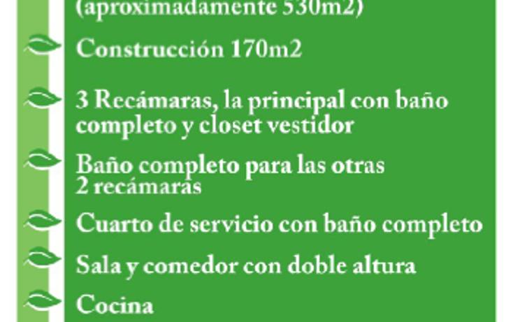 Foto de casa en venta en  , conkal, conkal, yucatán, 1257513 No. 06
