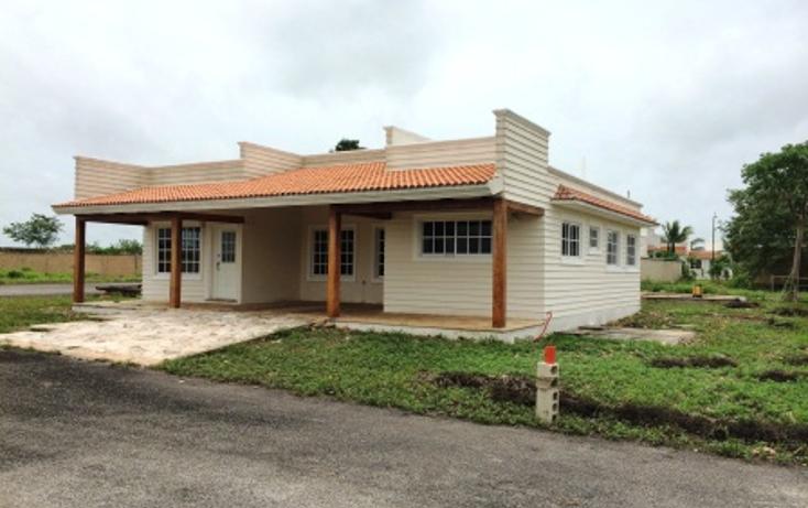 Foto de casa en venta en  , conkal, conkal, yucatán, 1258071 No. 01