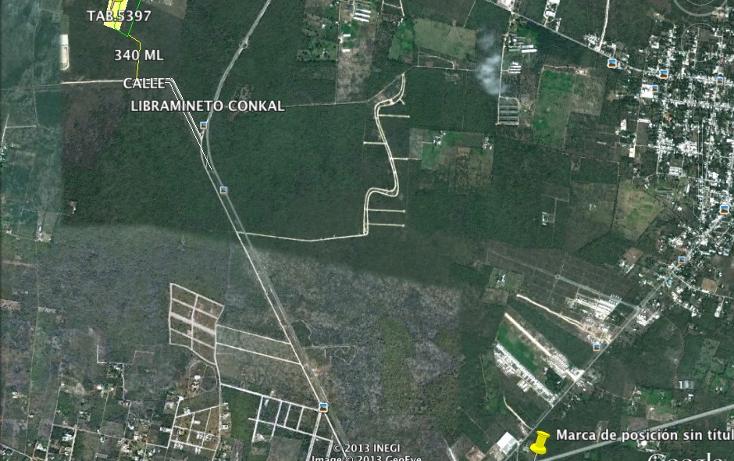 Foto de terreno habitacional en venta en  , conkal, conkal, yucatán, 1258359 No. 01