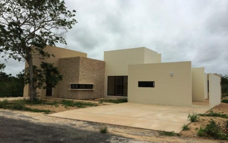 Foto de casa en venta en  , conkal, conkal, yucatán, 1259391 No. 01