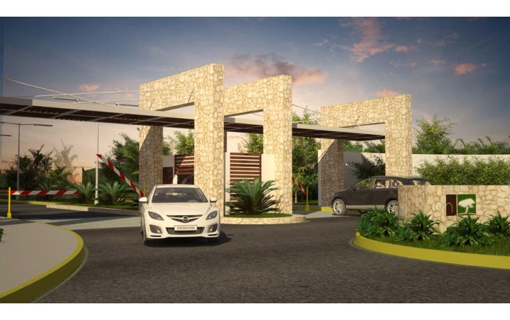 Foto de terreno habitacional en venta en  , conkal, conkal, yucatán, 1261199 No. 01