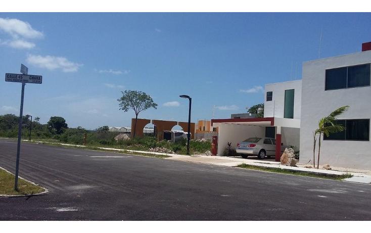 Foto de terreno habitacional en venta en  , conkal, conkal, yucatán, 1261641 No. 05