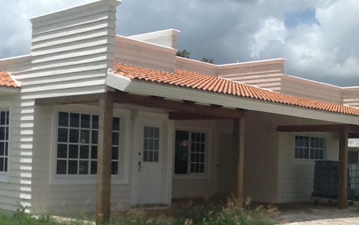Foto de casa en venta en  , conkal, conkal, yucat?n, 1262923 No. 01