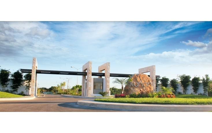 Foto de terreno habitacional en venta en  , conkal, conkal, yucatán, 1267501 No. 01