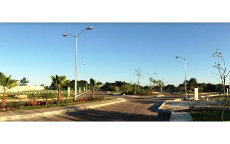 Foto de terreno habitacional en venta en  , conkal, conkal, yucatán, 1267501 No. 02