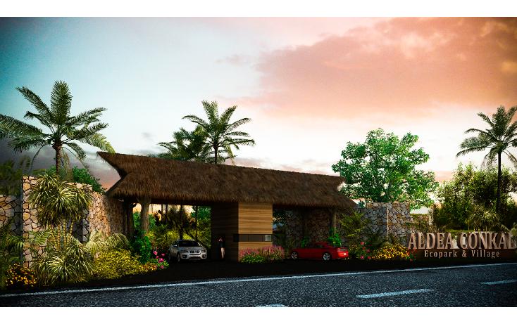 Foto de terreno habitacional en venta en  , conkal, conkal, yucatán, 1273583 No. 01