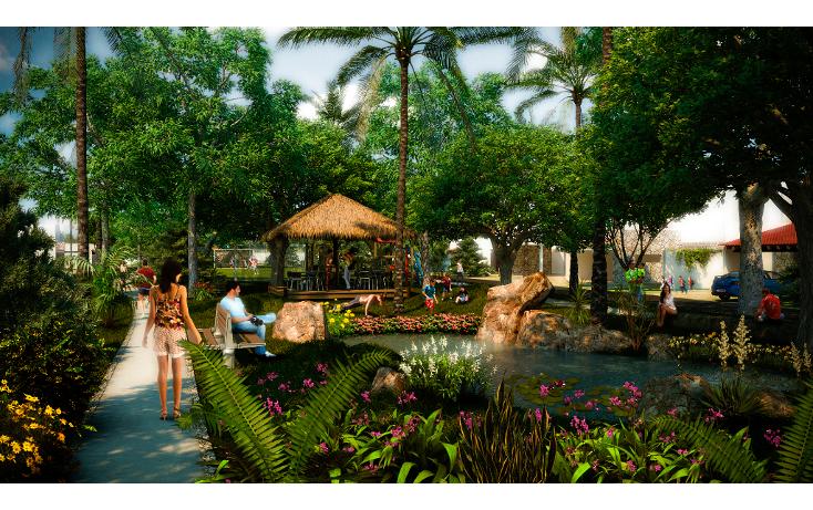Foto de terreno habitacional en venta en  , conkal, conkal, yucatán, 1273583 No. 02