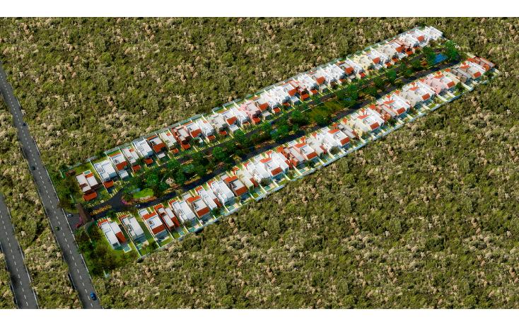 Foto de terreno habitacional en venta en  , conkal, conkal, yucatán, 1273583 No. 03
