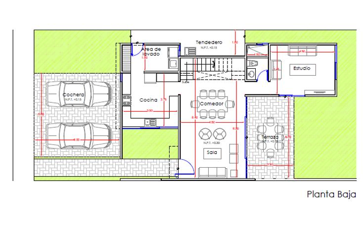 Foto de casa en condominio en venta en, conkal, conkal, yucatán, 1276365 no 04
