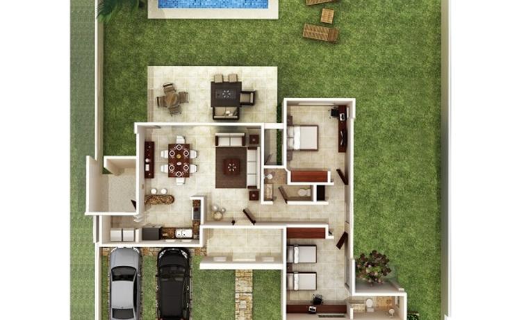 Foto de casa en venta en  , conkal, conkal, yucatán, 1277727 No. 09