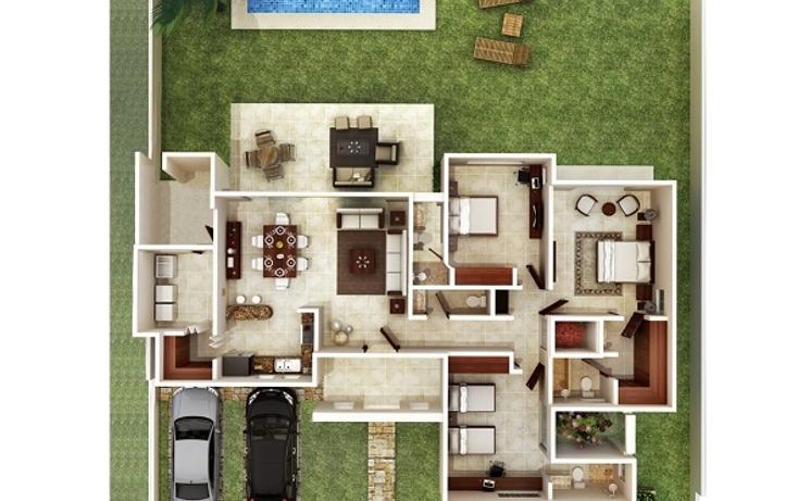 Foto de casa en venta en  , conkal, conkal, yucatán, 1277727 No. 11