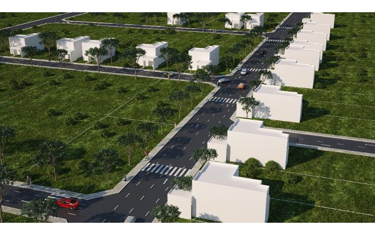 Foto de terreno habitacional en venta en  , conkal, conkal, yucatán, 1278951 No. 02