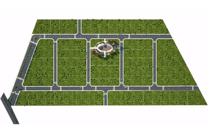 Foto de terreno habitacional en venta en  , conkal, conkal, yucatán, 1278951 No. 06