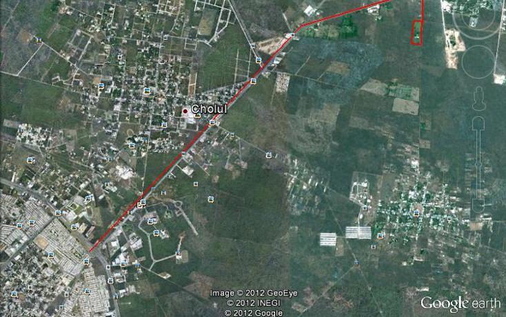 Foto de terreno habitacional en venta en, conkal, conkal, yucatán, 1279841 no 03