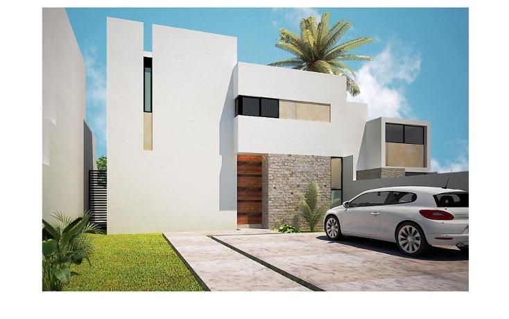 Foto de casa en venta en  , conkal, conkal, yucat?n, 1282223 No. 01