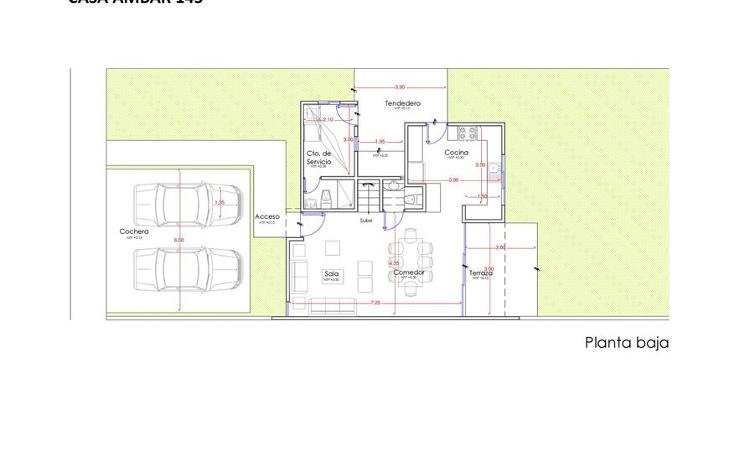 Foto de casa en venta en  , conkal, conkal, yucat?n, 1282223 No. 04