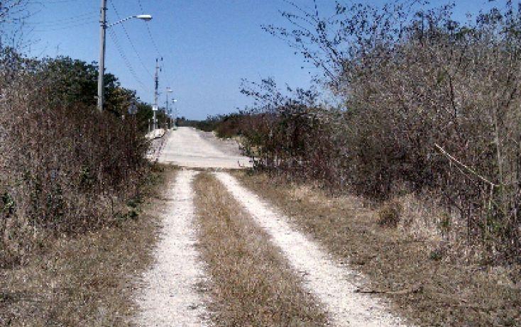 Foto de terreno habitacional en venta en, conkal, conkal, yucatán, 1284385 no 02
