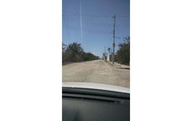 Foto de terreno habitacional en venta en  , conkal, conkal, yucatán, 1284385 No. 04