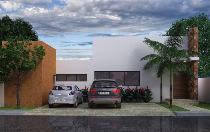 Foto de casa en venta en, conkal, conkal, yucatán, 1284927 no 02