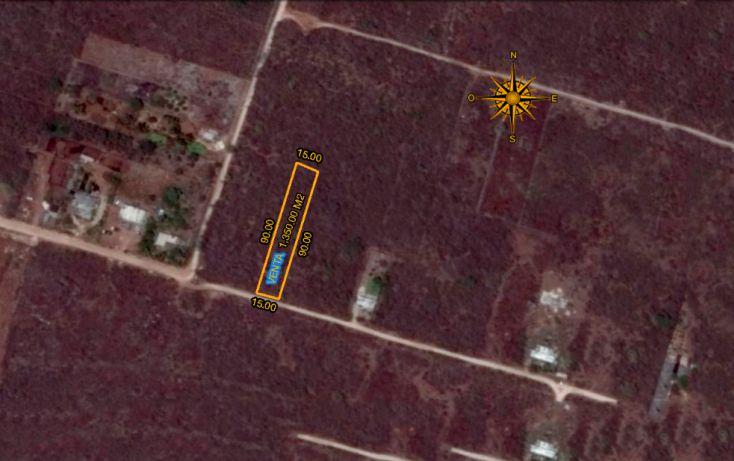 Foto de terreno habitacional en venta en, conkal, conkal, yucatán, 1285889 no 01