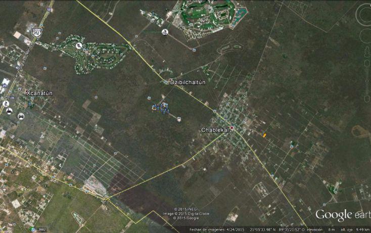 Foto de terreno habitacional en venta en, conkal, conkal, yucatán, 1285889 no 06
