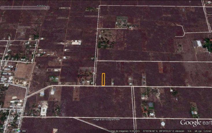 Foto de terreno habitacional en venta en, conkal, conkal, yucatán, 1285889 no 07