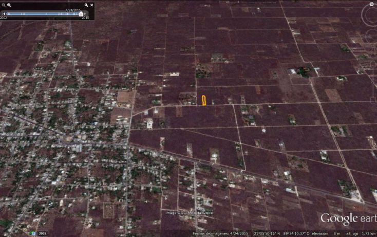 Foto de terreno habitacional en venta en, conkal, conkal, yucatán, 1285889 no 09