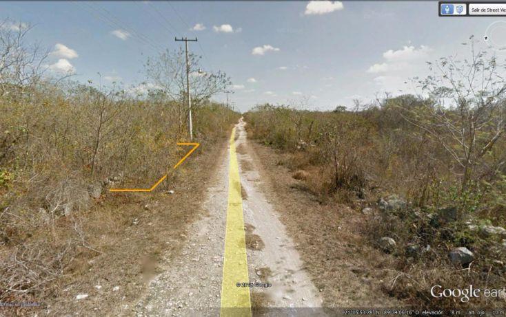 Foto de terreno habitacional en venta en, conkal, conkal, yucatán, 1285889 no 10