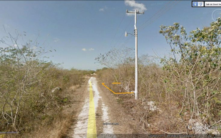 Foto de terreno habitacional en venta en, conkal, conkal, yucatán, 1285889 no 11