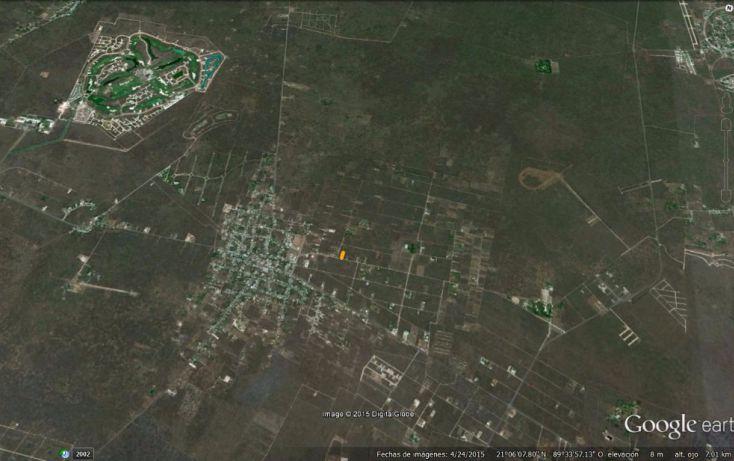Foto de terreno habitacional en venta en, conkal, conkal, yucatán, 1285889 no 12