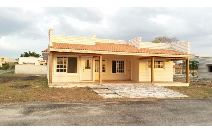 Foto de casa en venta en  , conkal, conkal, yucatán, 1286447 No. 01