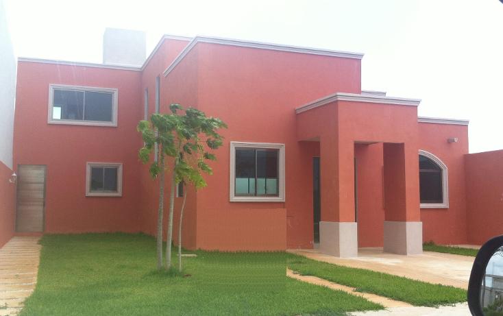 Foto de casa en venta en  , conkal, conkal, yucatán, 1286873 No. 01