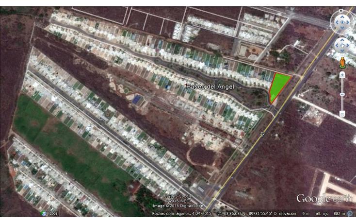Foto de terreno comercial en venta en  , conkal, conkal, yucatán, 1289057 No. 03