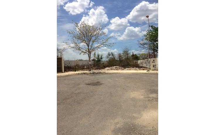 Foto de terreno habitacional en venta en  , conkal, conkal, yucatán, 1295021 No. 01