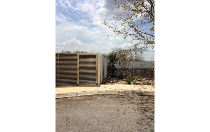 Foto de terreno habitacional en venta en  , conkal, conkal, yucatán, 1295021 No. 02