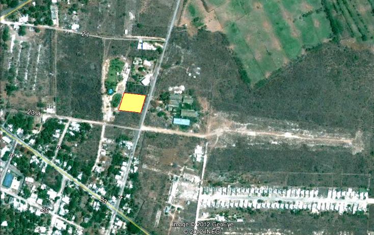 Foto de terreno habitacional en venta en  , conkal, conkal, yucatán, 1298163 No. 01